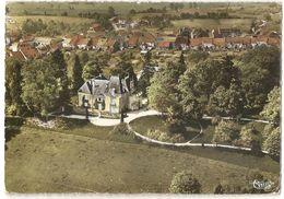 52 Bussières Les Belmont, Le Chateau, Vue Aérienne (GF86) - Altri Comuni
