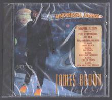 CD 10 TITRES JAMES BROWN UNIVERSAL JAMES NEUF SOUS BLISTER - Soul - R&B