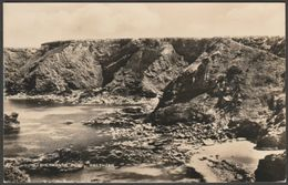 Fisherman's Cove, Gwithian, Cornwall, C.1956 - Valentine's RP Postcard - England