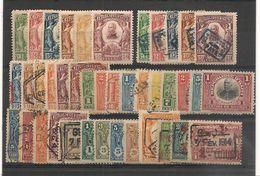 HAÏTI Années 1904/06 LOT Oblitérés Bonne  Côte - Haïti