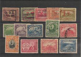HAÏTI Années 1906/35 LOT Oblitérés Bonne  Côte - Haïti