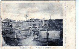 Cpa Photo De 1870 - De Strasbourg - Citadellen-Thor - Porte De La Citadelle - - Strasbourg