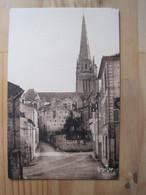Fontenay Le Comte - Eglise Notre Dame - Fontenay Le Comte