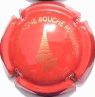 Bouché - Machure N°2, Cérithe Géant, Rouge - Champagne
