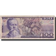Billet, Mexique, 100 Pesos, 1981, 1981-01-27, KM:74a, TB+ - Mexique