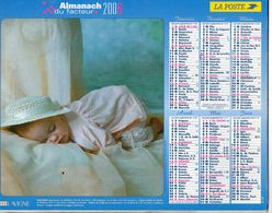 ALMANACH  DU FACTEUR  2006  EDITION   LAVIGNE   ENFANTS - Calendars