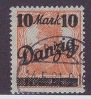 Danzig MiNr. 31II Gef.gest. - Danzig