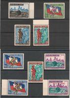 HAÏTI Année 1959 Jeux Panaméricains N° Y/T : 420/25** Et P.A. N° 173/78** - Haïti