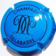 Delabarre N°2b, Bleu & Noir - Champagne