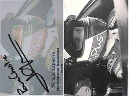 WEC 6 Heures De SPA - FRANCORCHAMPS - Nicolas LAPIERRE - Dédicace - Hand Signed - Autographe Authentique  - - Grand Prix / F1