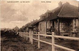 CPA Cuisy En Almont. La Cité Ouvriére. (666321) - France