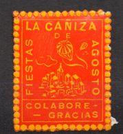 Viñeta Fiestas De La Cañiza. - España