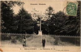 CPA Bellicourt. Le Calvaire. (666404) - Sonstige Gemeinden