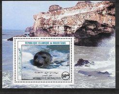 Mauritanie  Bloc N°46 Phoque  Moine  Neuf  * * TB  MNH  VF  TB Soldé ....... - Mauritania (1960-...)