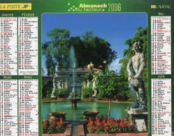 ALMANACH  DU FACTEUR  2006  EDITION   LAVIGNE  NATURE TOURISME - Calendars