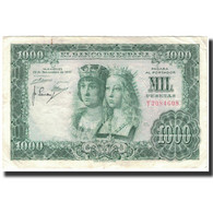 Billet, Espagne, 1000 Pesetas, 1957-11-29, KM:149a, TTB+ - 1000 Pesetas