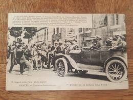 Genets - Pub Pour Les Voitures Ford - Une Scène Humoristique - Vends ça Et Achète Une Ford - Mme Clouet Garage Officiel - Frankreich