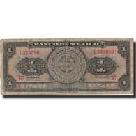 Billet, Mexique, 1 Peso, 1970, 1970-07-22, KM:59l, TB - Mexique