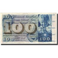 Billet, Suisse, 100 Franken, 1957-10-04, KM:49b, SUP - Suiza