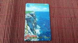 Phonecard Cayman Islands 10 $ Number 163CCID Used Rare - Cayman Islands