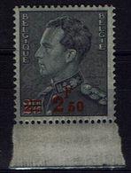 Belgie Belgien 1938 - Leopold III - Poortman - OBP Nr 478** - Belgique