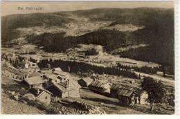 NORGE  NORWAY  AAL, HALLINGDAL  PANORAMA - Norway