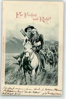 52133094 - Burenkrieg Suedafrike - Fuer Freiheit Und Recht - Verletzte Frau - Pferd - Sign. Mailick - Südafrika