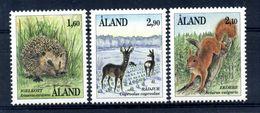 1991 ALAND SET MNH ** - Aland