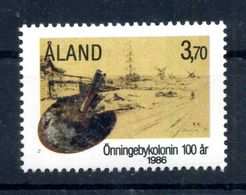1986 ALAND SET MNH ** - Aland
