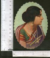 India Vintage Trade Label Aryodaya SPG WG Mills Ahmedabad Label Women # LBL114 Inde Indien - Etiquettes