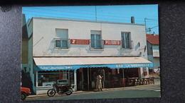CPSM 44 PORNICHET BAR Tabac LA CARAVELLE Loire Atantique Sainte Marguerite Animée - Pornichet