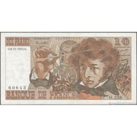 TWN - FRANCE 150b - 10 Francs 6.11.1975 60643 O.258 - Signatures: Bouchet, Tronche & Morant F/VF - 1962-1997 ''Francs''