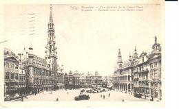 Bruxelles - CPA - Brussel - Vue Générale De La Grand'Place - Places, Squares