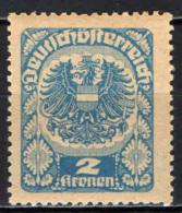 AUSTRIA - 1920 - STEMMA - MNH - Ungebraucht