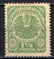 AUSTRIA - 1920 - STEMMA - MH - Ungebraucht