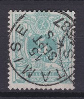 N° 45 : TAMISE - 1869-1888 Lying Lion