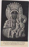 Carte Postale Ancienne,HUMANITAIRE,aide à La Pologne Et Croix Rouge,POLAND,POLSKA,vierge Noire De CZESTOCHOWA,Silésie - Pologne
