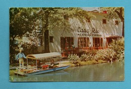 United States Of America Etats Unis TX Texas San Antonio Casa Rio Mexican Foods (format 9x14) - San Antonio