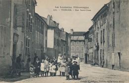 H103 - 54 - VEZELISE - Meurthe-et-Moselle - Rue Saint-Côme - Vezelise