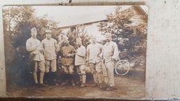CARTE PHOTO - LE 332° RÉGIMENT D'INFANTERIE - MILITARIA , WW1 - ANNEE 1917 - Guerra 1914-18