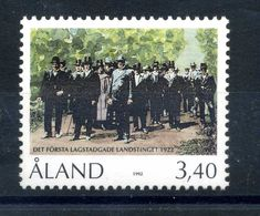 1992 ALAND SET MNH ** - Aland