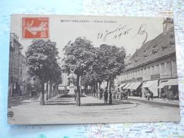Place Denfer - Montbéliard