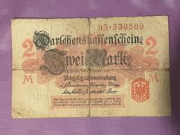 Allemagne 2 Mark 1914 P51 Circulé - [ 2] 1871-1918 : German Empire