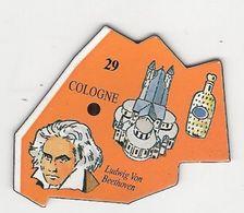 Magnet Le Gaulois Europe - Cologne - Publicitaires