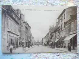 Grande Rue / Cachet Militaire Pontarlier - Pontarlier