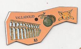 Magnet Le Gaulois Europe - Valladolid - Publicitaires