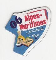 Magnet Le Gaulois 06 - Alpes Maritimes - Advertising