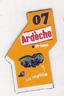 Magnet Le Gaulois 07 - Ardèche - Advertising