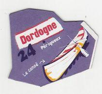 Magnet Le Gaulois 24 - Dordogne - Advertising
