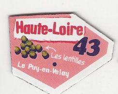 Magnet Le Gaulois 43 - Haute Loire - Advertising